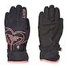 Roxy Poppy Girls Snow Gloves - True Black