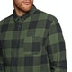 Quiksilver Motherfly Flannel Shirt