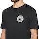 T-Shirt à Manche Courte Volcom Volcomsphere Basic