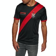 Thrasher Futbol Jersey Short Sleeve T-Shirt