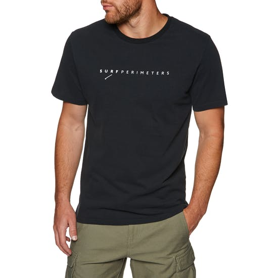 Surf Perimeters Redefine Print Short Sleeve T-Shirt