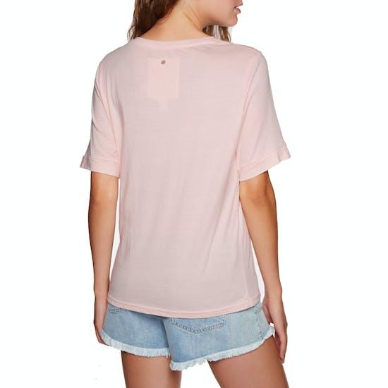 O'Neill Essentials Logo Ladies Short Sleeve T-Shirt