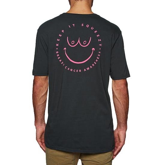 Hurley Julian Squeezy Short Sleeve T-Shirt