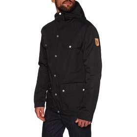 Fjallraven Greenland Windproof Jacket - Black