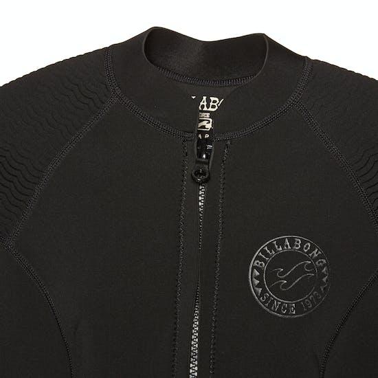 Billabong Salty Dayz 2mm 2019 Long Sleeve Shorty Ladies Wetsuit
