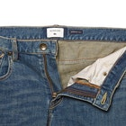 Quiksilver Revolver Medium Blue Mens Jeans