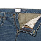 Quiksilver Revolver Medium Blue Mens Jeans