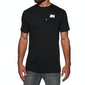 Rip N Dip Lord Nermal Pocket Short Sleeve T-Shirt - Black