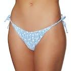 The Hidden Way Blair Tie Side Bikini Bottoms