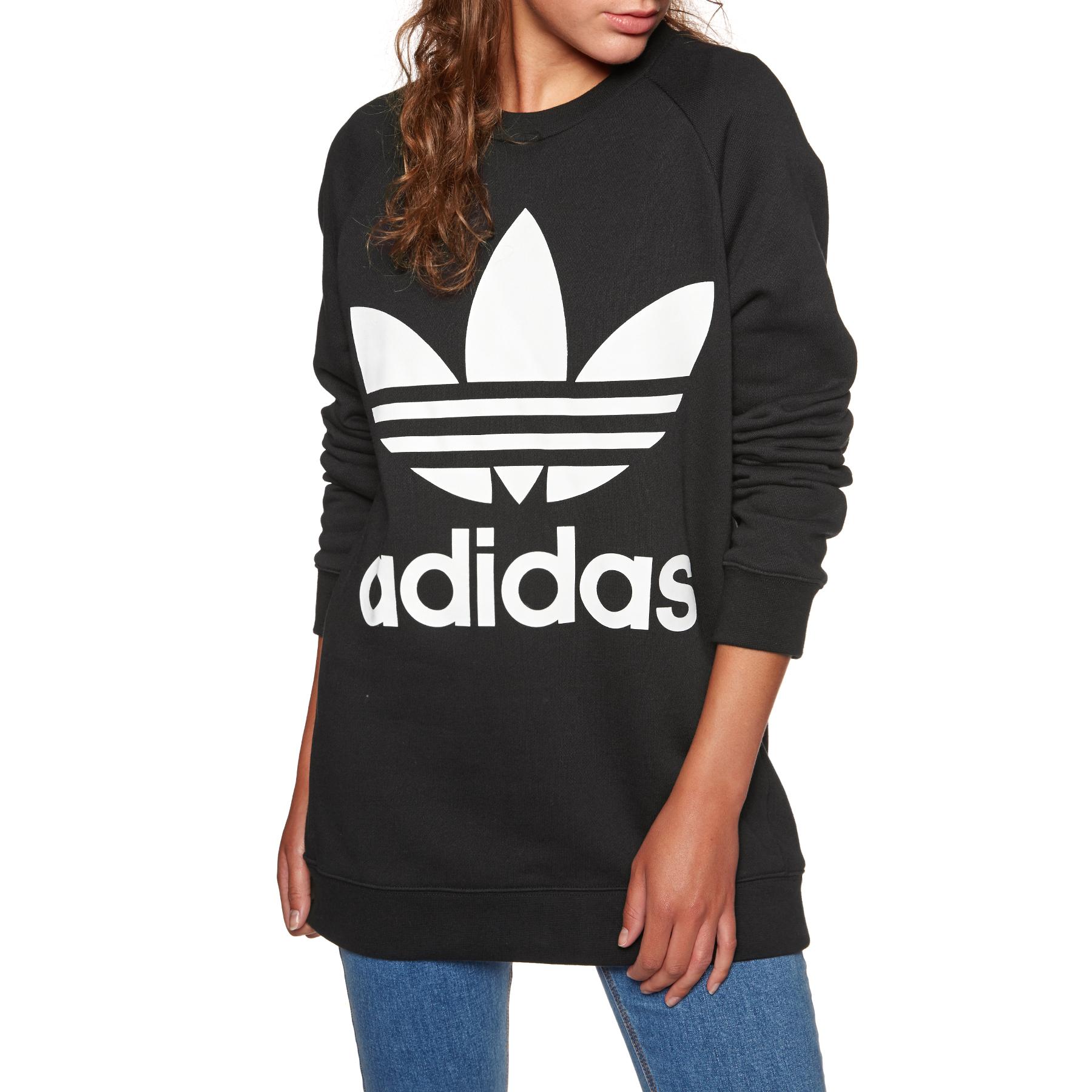 Sweat Femme Adidas Originals Oversized   Livraison gratuite
