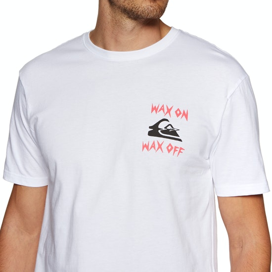 Quiksilver Wax Job Short Sleeve T-Shirt