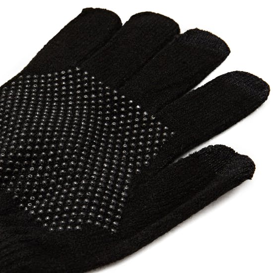 Solta Warm Knitted Palm Grip Gloves