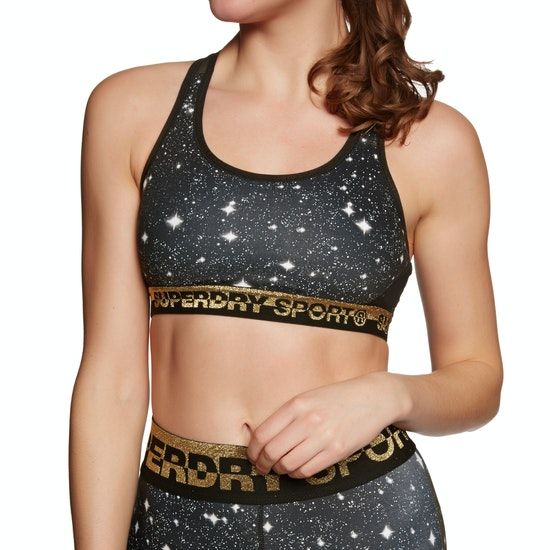 Superdry Core Layer Sports Womens Bra