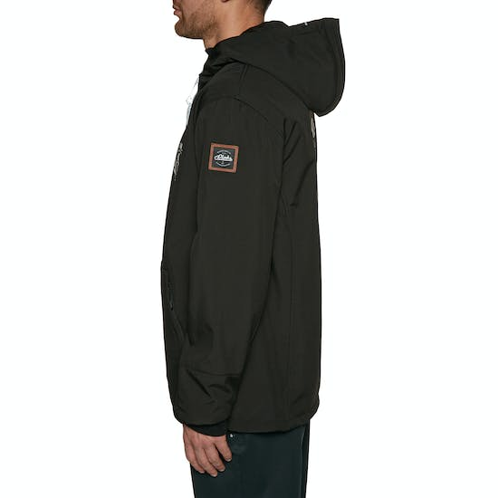 Planks Parkside Pro Soft Shell Riding Hood Softshell Jacket