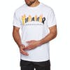 Thrasher Flame Mag Short Sleeve T-Shirt - White