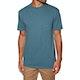 Quiksilver The Stitch Up Kurzarm-T-Shirt