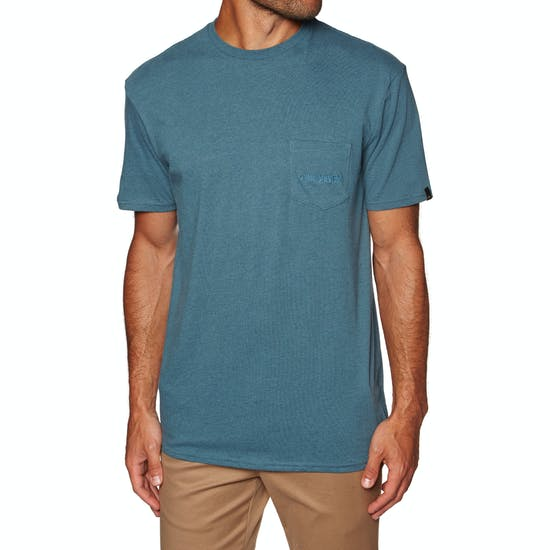 Quiksilver The Stitch Up Mens Short Sleeve T-Shirt