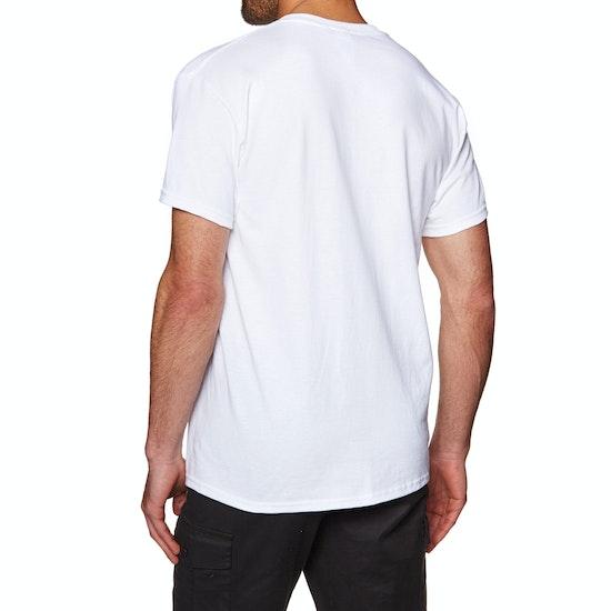 T-Shirt à Manche Courte Thrasher Flame Mag