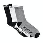 Rip Curl Rip Surfco Crew 3p Socks