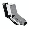 Rip Curl Rip Surfco Crew 3p Socks - Multico