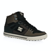 DC Pure WNT High Top Trainers