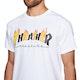 T-Shirt de Manga Curta Thrasher Flame Mag