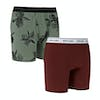 Rip Curl Solid & Arty Bower Boxer Shorts - Andorra