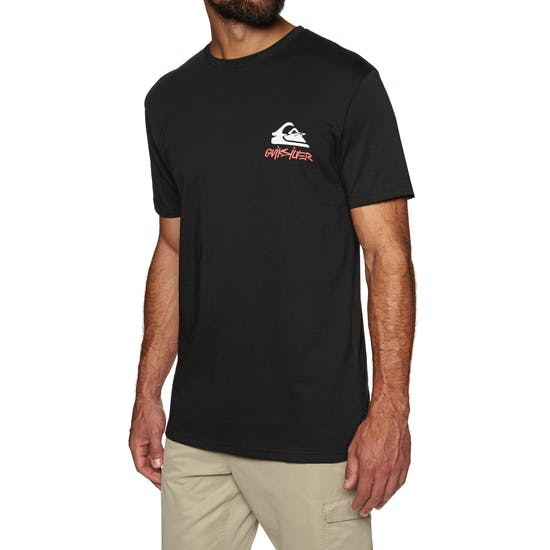 Quiksilver Good Bad Mens Short Sleeve T-Shirt