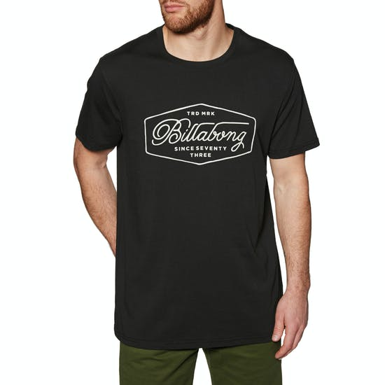 Camiseta de manga corta Billabong Trademark