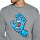 Santa Cruz Screaming Hand Crew Sweater