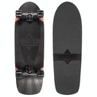 Dusters Cazh Blacked 29.5 Inch Cruiser