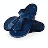 Birkenstock Gizeh EVA Womens Sandals - Navy