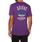 Adidas Brushstroke Short Sleeve T-Shirt