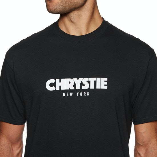 T-Shirt à Manche Courte Chrystie Og Logo