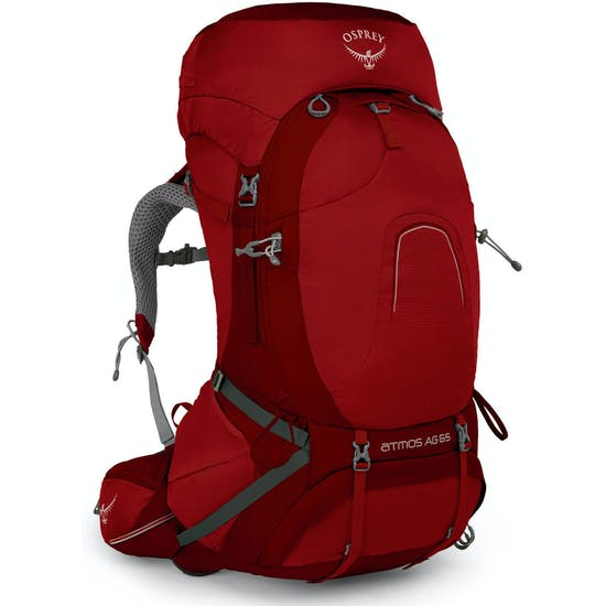 Osprey Atmos AG 65 Mens Hiking Backpack