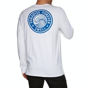 SWELL Rolling Wave Long Sleeve T-Shirt
