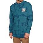 Quiksilver Volcanic Ocean Crew Mens Sweater