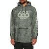 686 Waterproof Snow Jacket - Charcoal Wash Dklein