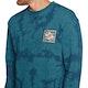 Quiksilver Volcanic Ocean Crew Sweater