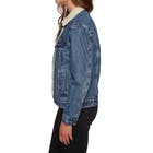 Levi's Exbf Sherpa Trucker Addicted To Love Ladies Jacket