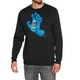 Santa Cruz Screaming Hand Crew Sweater