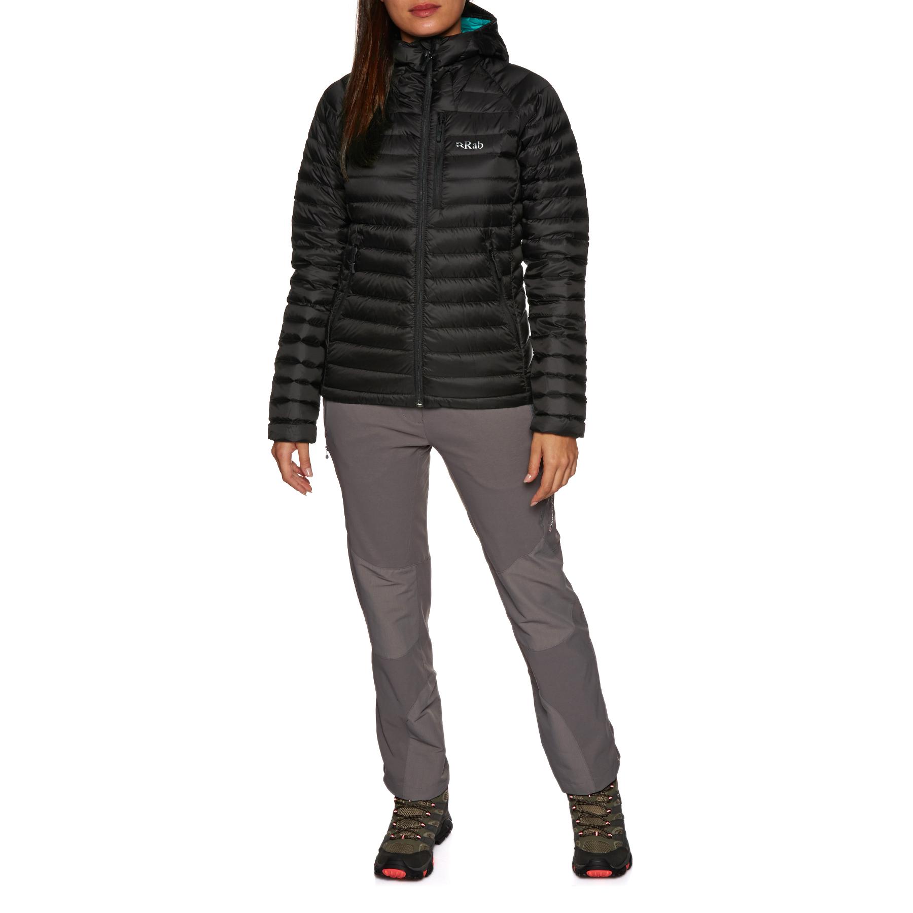 Rab Microlight Alpine Damen Daunenjacke Free Delivery