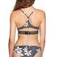 Roxy Fitness Athletic Tri Bikini Top