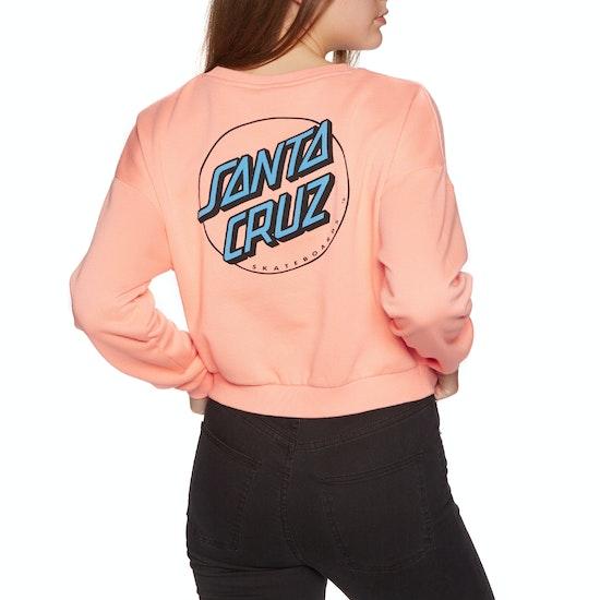 Santa Cruz Yoshimi Crew Dames Trui