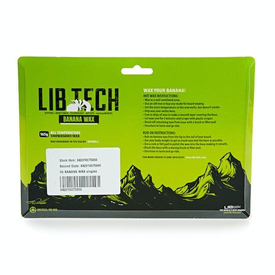 Lib Tech Banana Snowboard Wax