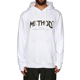 Method Classic Pullover Hoody - White