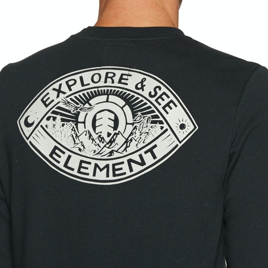 Element Eye Crew Sweater