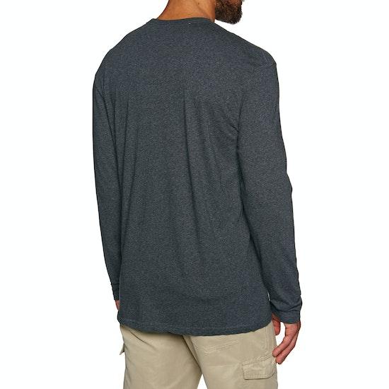T-Shirt à Manche Longue Quiksilver SHD Knit