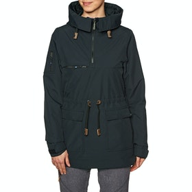 Veste Nikita Hemlock Insulated - Black Paint Palette