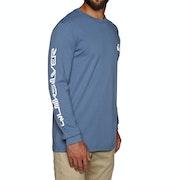 Quiksilver Original Quik Collage Mens Long Sleeve T-Shirt
